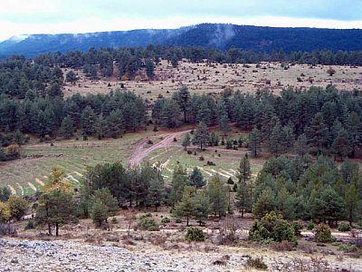 Descripción del valle del río Escabas. Curso Alto.