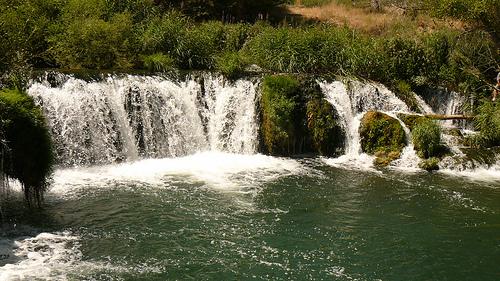 Cascada de los Batanes