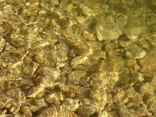 Aguas cristalinas