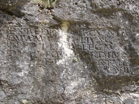 Piedra Escrita