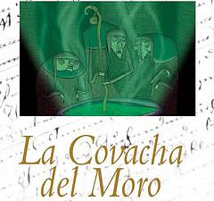 Dibujo La Covacha del Moro