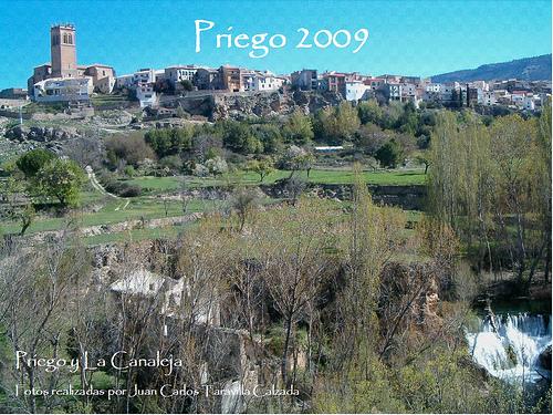 Calendario Priego 2009